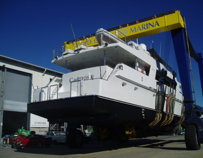 Marine Vessel Storage, Gold Coast