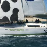 Holy Cow Racing Yacht Refit